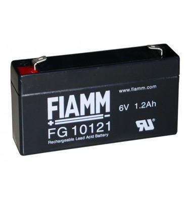 FG10121 - 6V 1.2Ah - Batterie Plomb étanche AGM