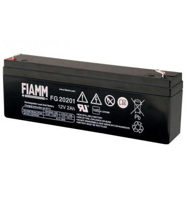 FG20201 - 12V 2Ah - Batterie Plomb étanche AGM