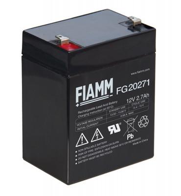 FG20271 -12V 2.7Ah - Batterie Plomb étanche AGM