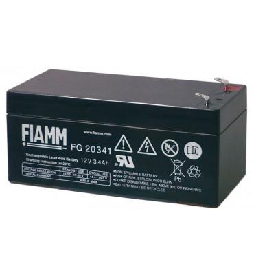 FG20341 - 12V 3.4Ah - Batterie Plomb étanche AGM