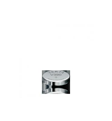 Pile Bouton V390