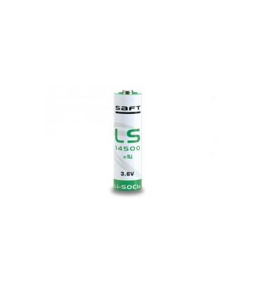 Pile lithium LS14500