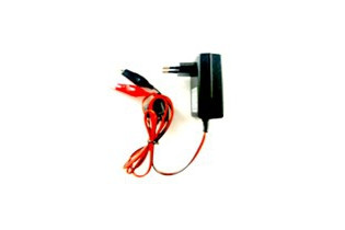 Chargeur Batterie Plomb 12V 1A CROCO