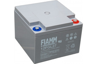 12 FGL27 - 12V 27Ah - Batterie Plomb étanche