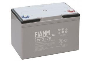 12 FGL70 - 12V 70Ah - Batterie Plomb étanche AGM