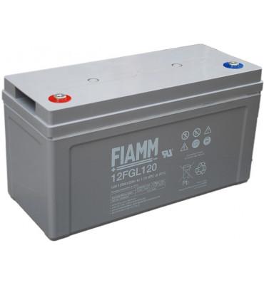 12 FGL120 - 12V 120Ah - Batterie Plomb étanche AGM