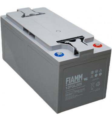 12 FGL205 -12V 205Ah - Batterie Plomb étanche AGM