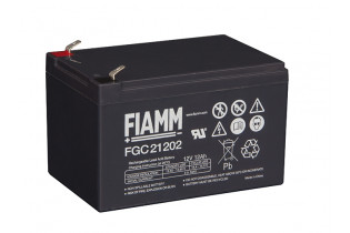 FGC21202 - 12V 12Ah - Batterie Plomb étanche Cyclique AGM