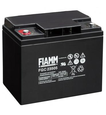 FGC23505 - 12V 35Ah - Batterie Plomb étanche Cyclique AGM