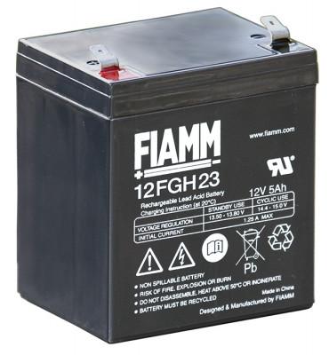 12FGH23 - 12V 5Ah - Batterie Plomb étanche Décharge Rapide AGM