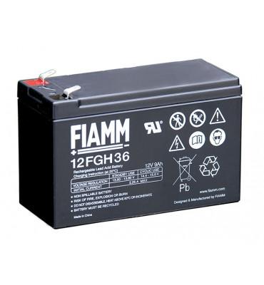 12FGH36 - 12V 9Ah - Batterie Plomb étanche Décharge Rapide AGM