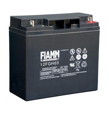 12FGH65 - 12V 18Ah - Batterie Plomb étanche Décharge Rapide AGM