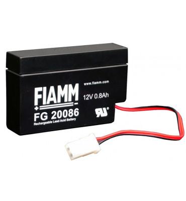 FG20086 - 12V 0.8Ah - Batterie Plomb étanche AGM