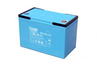 12SLA80 -12V 80Ah - Batterie Plomb étanche AGM