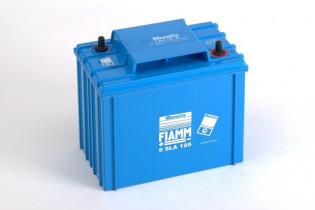 6SLA125 - 6V 125Ah - Batterie Plomb étanche AGM