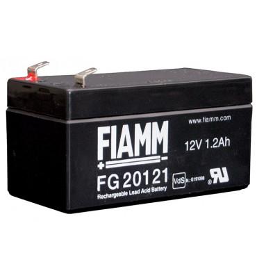 FG20121 - 12V 1.20Ah - Batterie Plomb étanche AGM